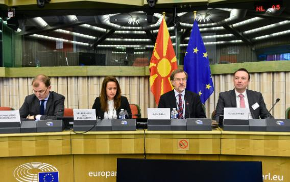 16th EU-North Macedonia JPC meeting, Strasbourg