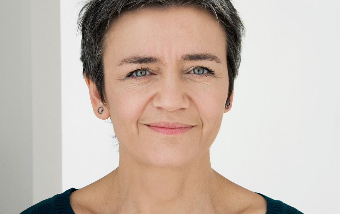 Margrethe Vestager, Executive Vice President of the European Commission for A Europe Fit for the Digital Age