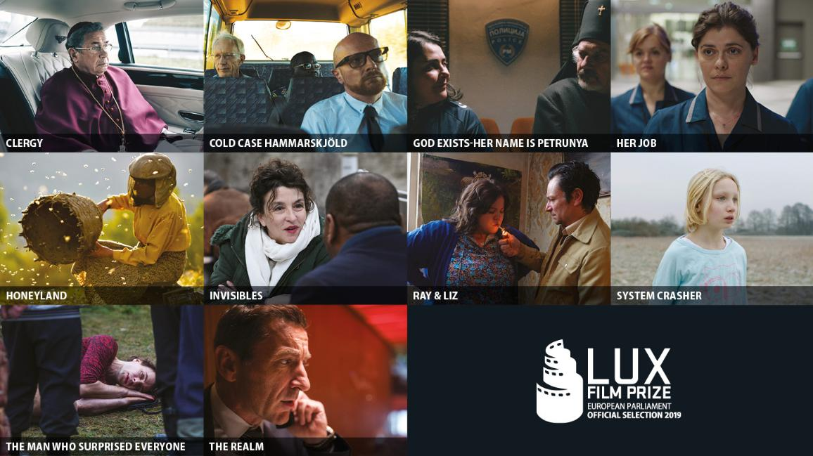 2019 Lux film prize official selections