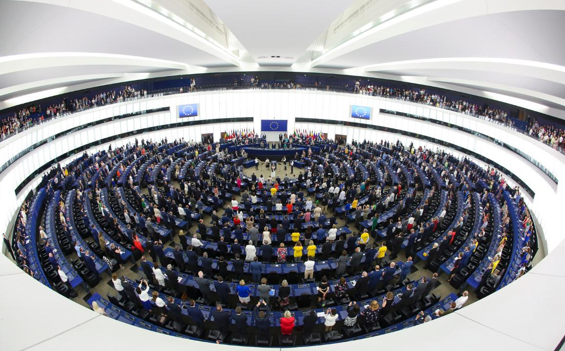 Plenary session - Opening of the sitting