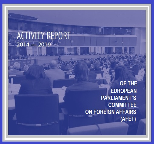 Cover - AFET Activity Report