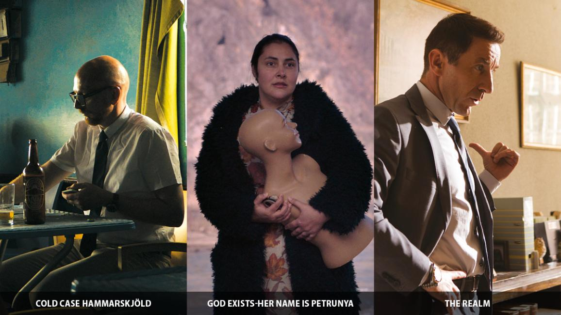 And the 3 Lux Film Prize finalist for 2019 editions are...
