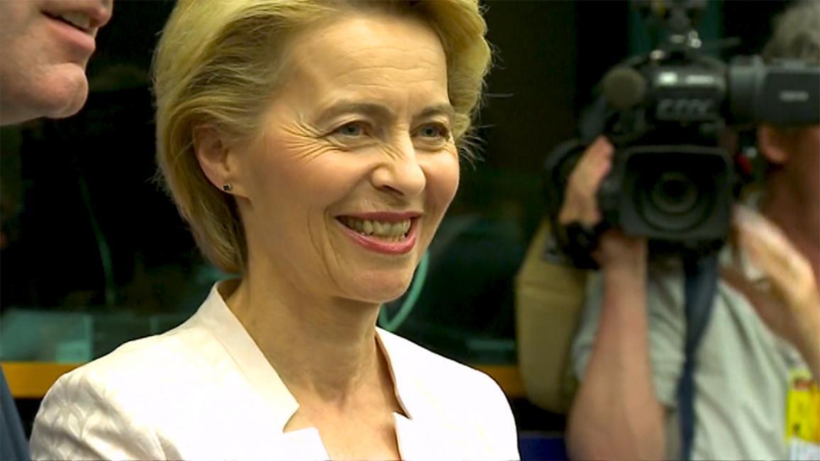 Het Parlement zal de volgende voorzitter van de Europese Commissie kiezen. De kandidaat voor de functie is Ursula von der Leyen.