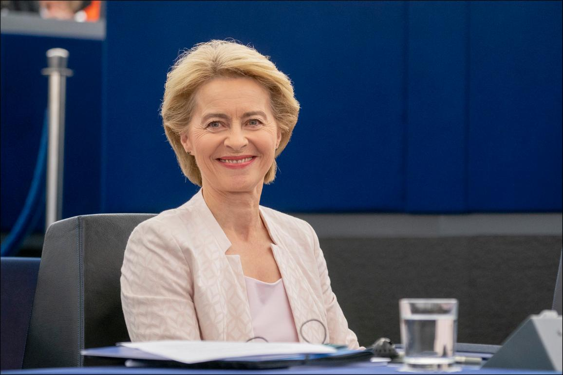 Statement by the candidate for President of the Commission Ursula von der Leyen