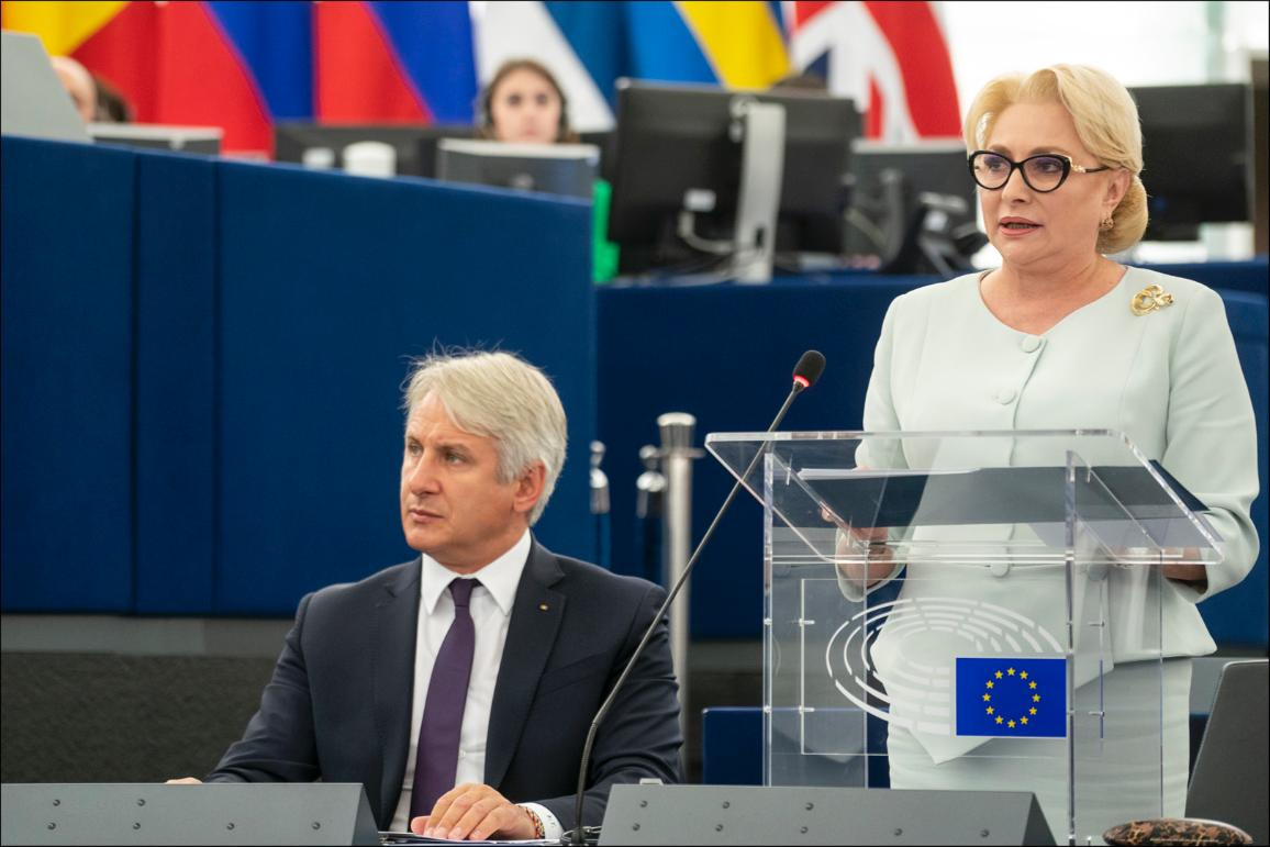 Review of the Romanian Presidency of the Council with Prime Minister Viorica Dăncilă