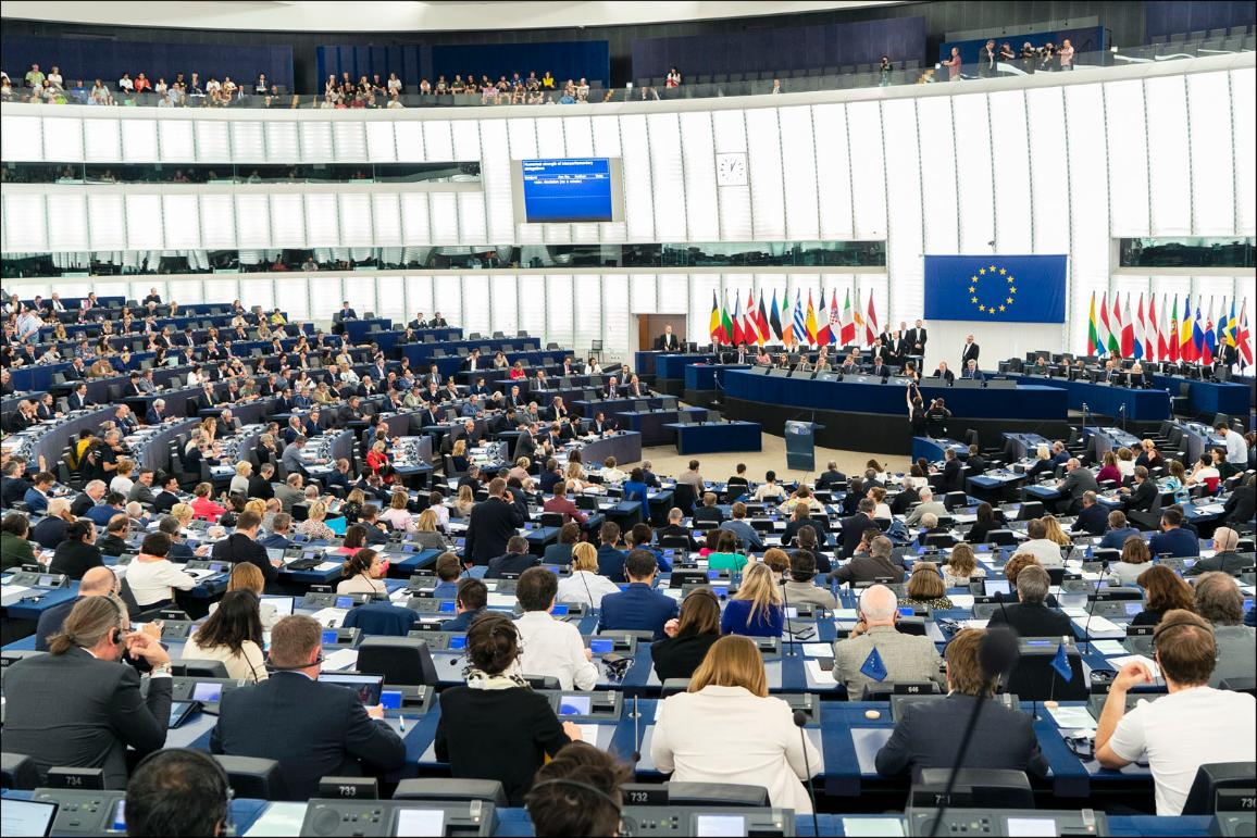 Parliament will have 44 interparliamentary delegations this legislative term © European Union 2019 – Source: EP