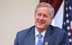 Congressman Mark Meadows (R-NC), US Ranking Member of the Transatlantic Legislators' Dialogue