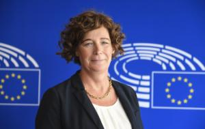 Petra De Sutter, Chair of the Internal Market and Consumer Protection Committee