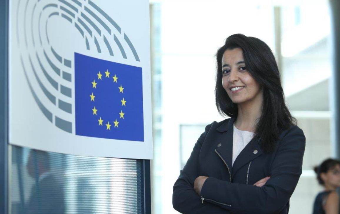 Portrait picture of TRAN chair Karima Delli