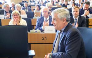 AFCO Chair Tajani