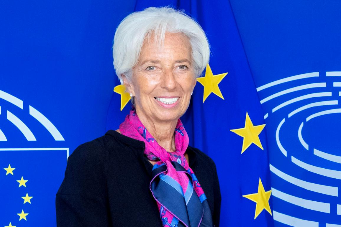 Parliament approved Christine Lagarde's appointment to succeed Mario Draghi as President of the European Central Bank