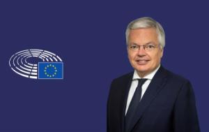 Commissioner-designate Didier Reynders