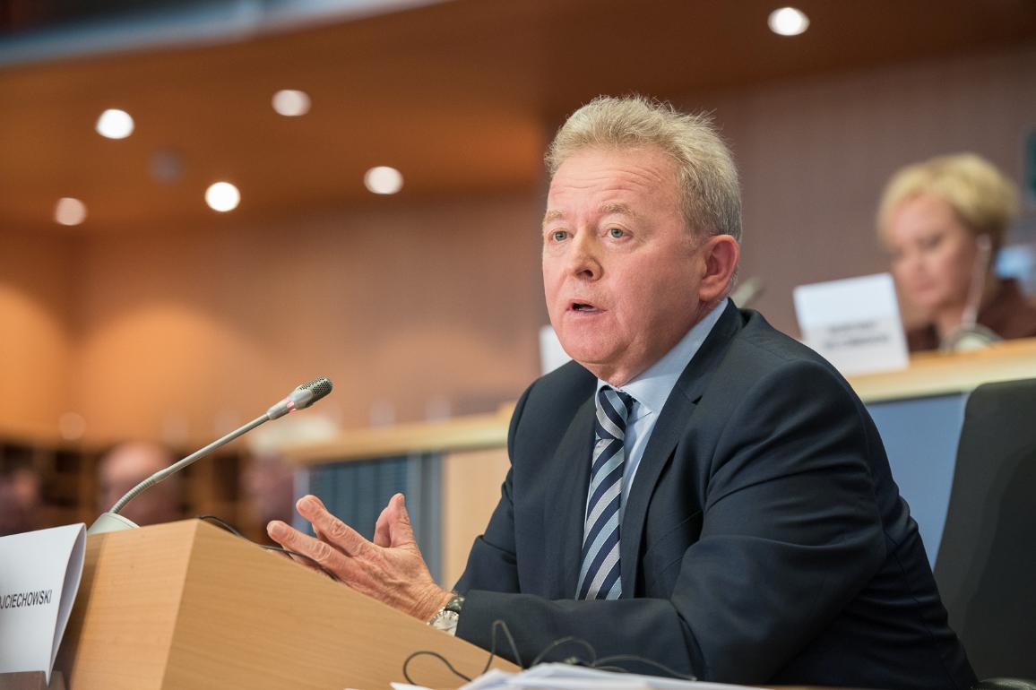 Hearings: Janusz Wojciechowski (Poland)