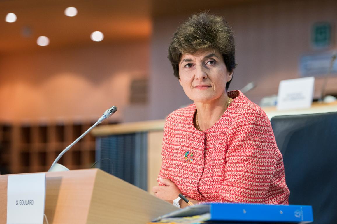 Hearings Sylvie Goulard (France)