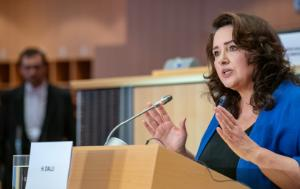 Hearing with Helena Dalli - Malta - equality
