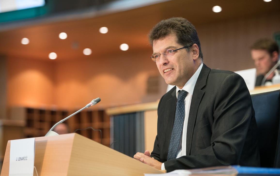Hearings Janez Lenarčič (Slovenia)