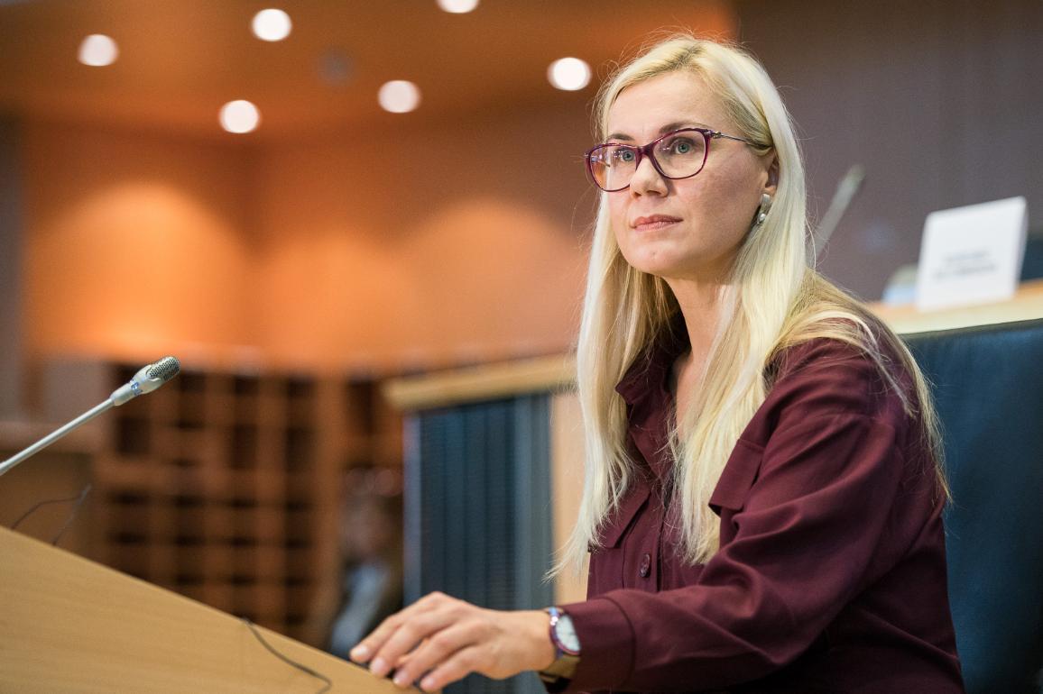 Hearings: Kadri Simson (Estonia)