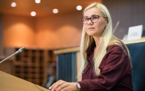 Hearings: Kadri Simson (Estonia)