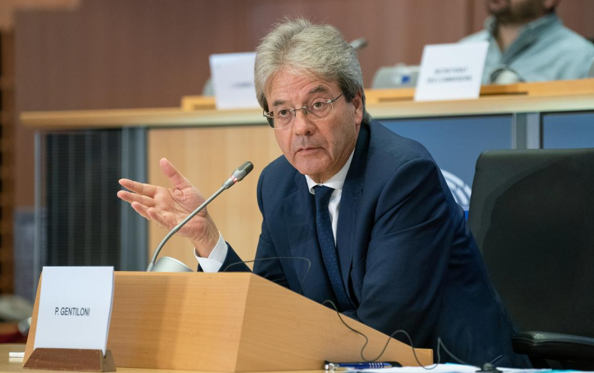 Hearings of Paolo Gentiloni