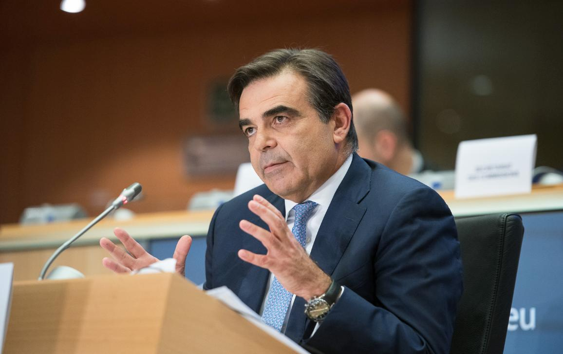 Hearing of Margaritis Schinas