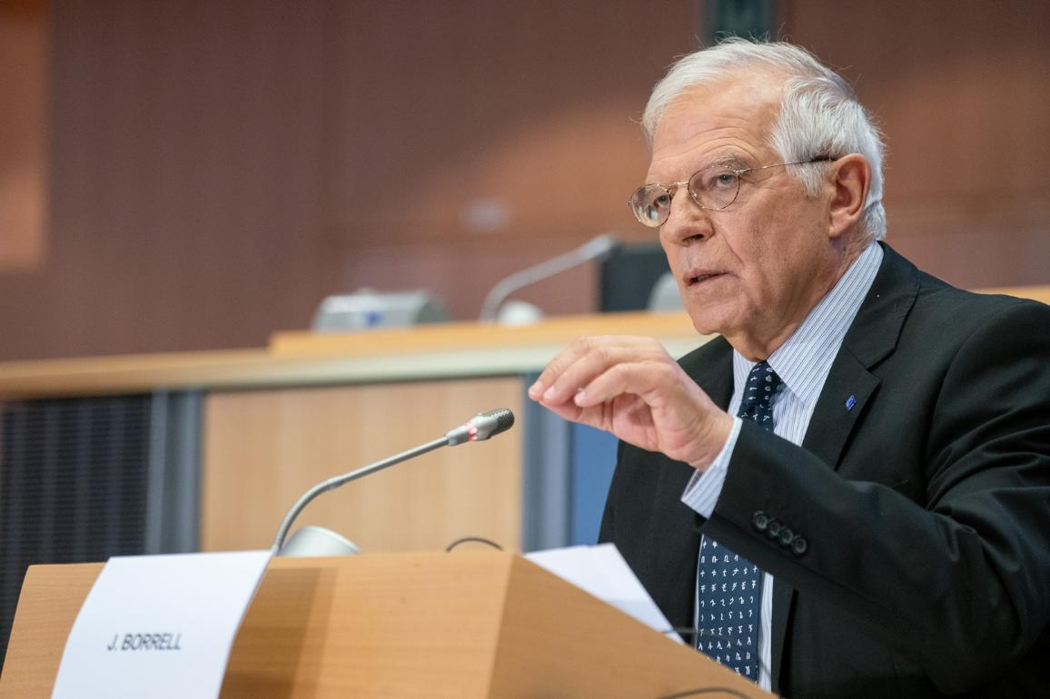 Hearing of Josep Borrell, High Representative / Vice President-designate, A stronger Europe in the World