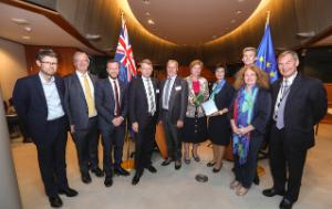 EU - New Zealand 23rd Inter-parliamentary delegation