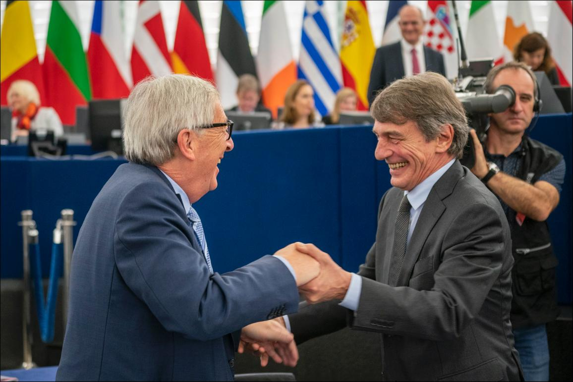 Statement by the President of the Commission - Review of the Juncker Commission