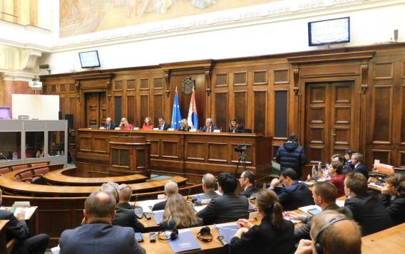 11th EU-Serbia SAPC meeting, Belgrade, Serbia