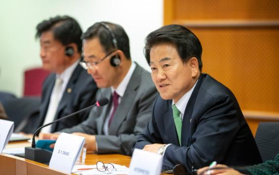 21st EP-Republic of Korea (RoK) Interparliamentary Meeting