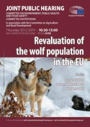 Revaluation of the wolf population in the EU