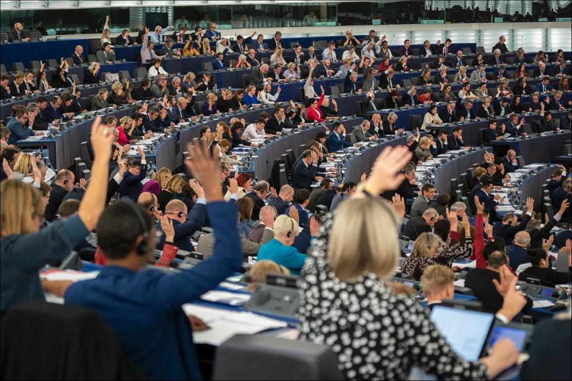 Pleno de Estrasburgo