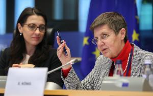 Elke König, Chair of the Single Resolution Board