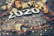 festive new year 2020