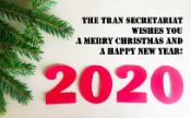Seasons greetings from the TRAN secretariat