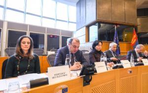 13th EU-Mongolia Interparliamentary meeting on 12 December 2019.JPG ©13th EU-Mongolia IPM in Brussels, Belgium 2019 © 13th EU-Mongolia IPM.jpg © DCAS meeting with the Mongolian Delegation-12 December 2019 © European Union (2019)