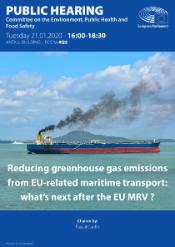ENVI Public Hearing on MRV