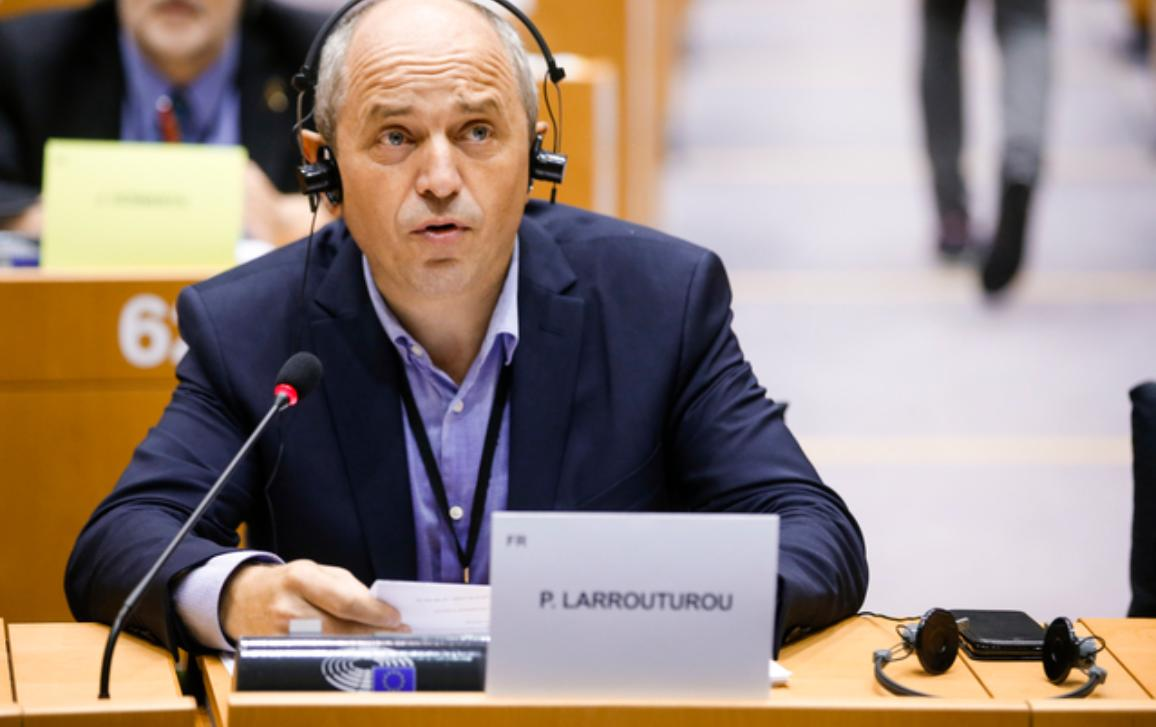 MEP Pierre Larrouturou (S&D, FR), general rapporteur for the 2021 EU budget, speaking in committee