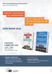 EPRS Book Talk on 6 February