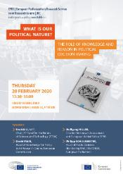 EPRS event on Thursday 20 February 2020