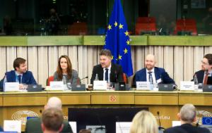 Panel of the meeting of the Standing Committee of Parliamentarians of the Arctic Region