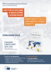 EPRS book talk on 5 March 2020