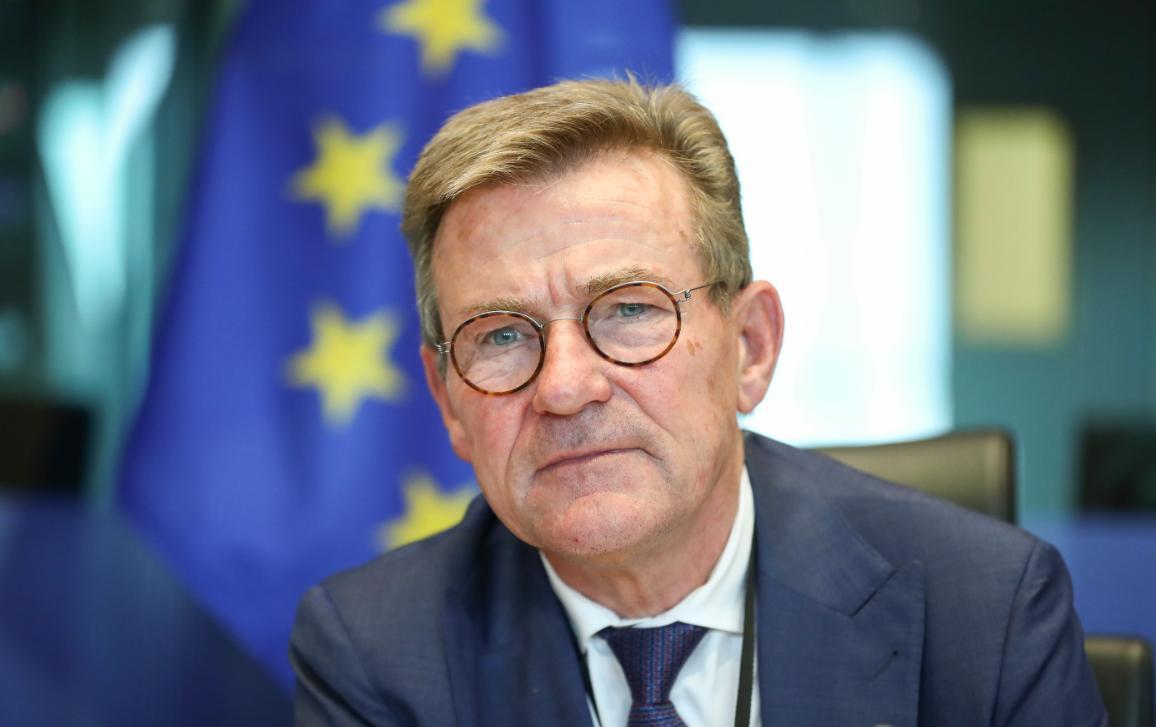 Johan Van Overtveldt - BUDG Committee