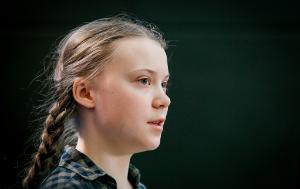Visit of Greta THUNBERG