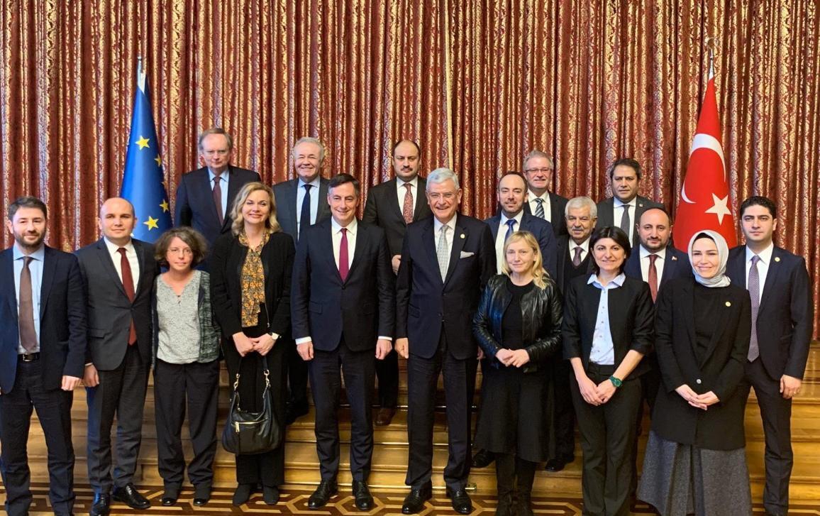 AFET-delegation in Turkey