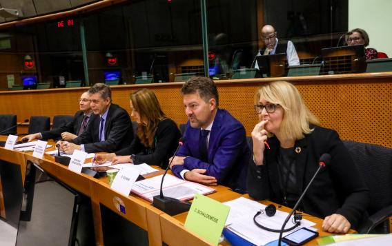 11th European Union - West Nordic Council Interparliamentary meeting