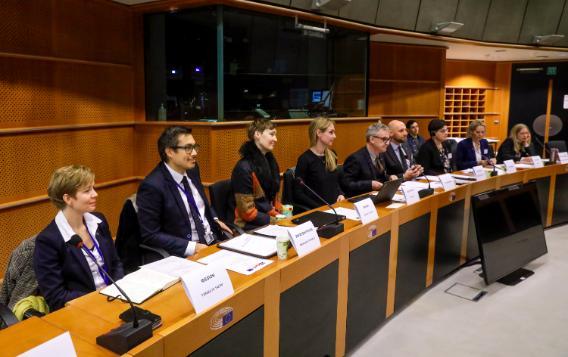 West Nordic Council delegation