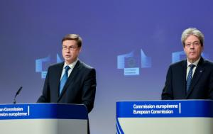 Executive Vice-President Dombrovskis and Commissioner Gentiloni