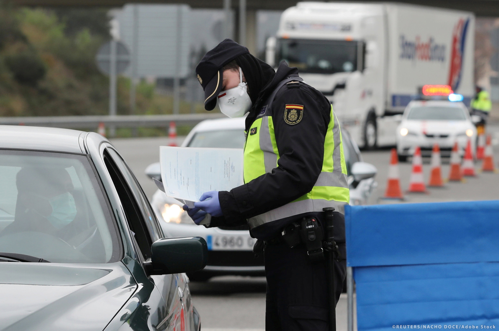 Reopening Schengen borders after Covid-19: what can EU do?   News ...