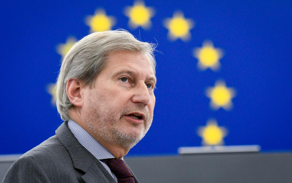 Johannes Hahn - Commissioner for Budget