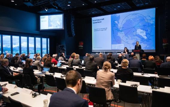 6th Northern Dimension Parliamentary Forum, Bodø, Norway